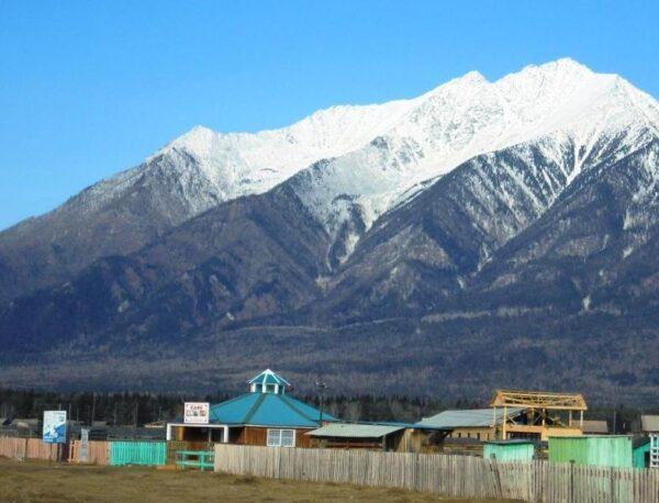 Аршанские горы