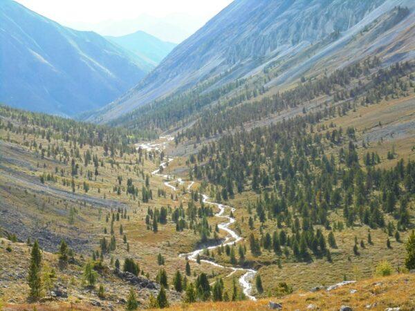 пешие тур в горы Тункинской долины