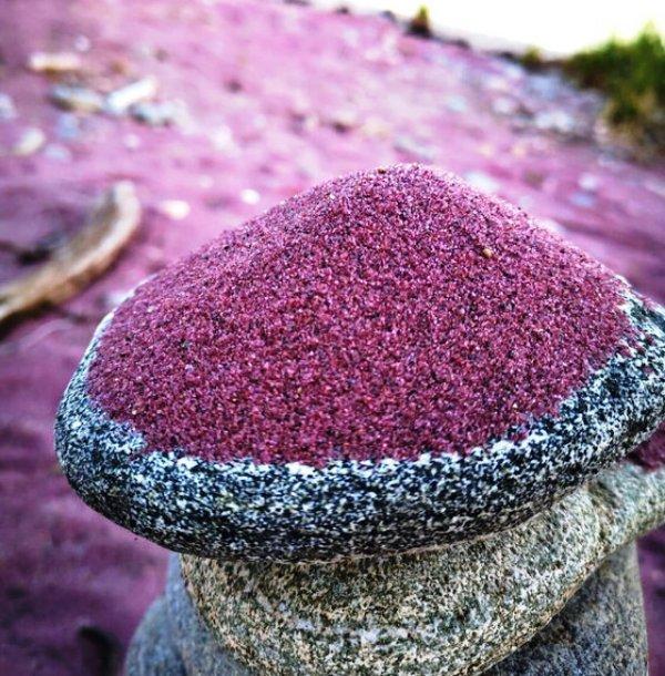 Путешествие на красные пески Байкала