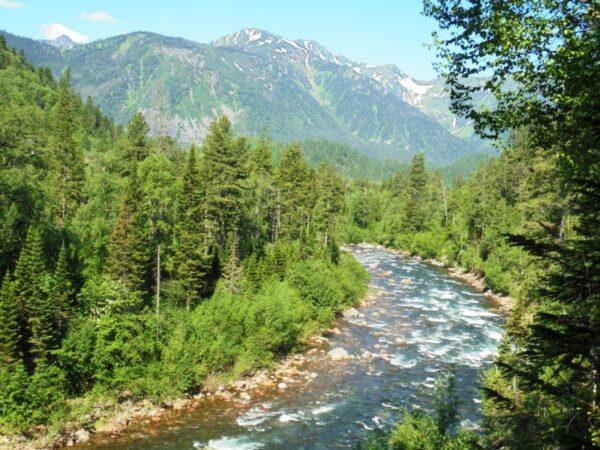 путешествия по рекам Байкала