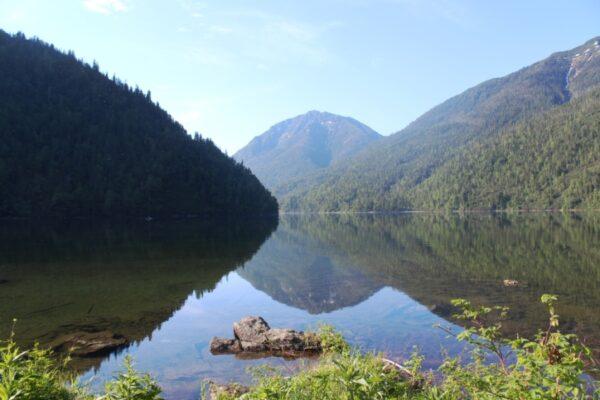 Путешествие на горное озеро Соболиное