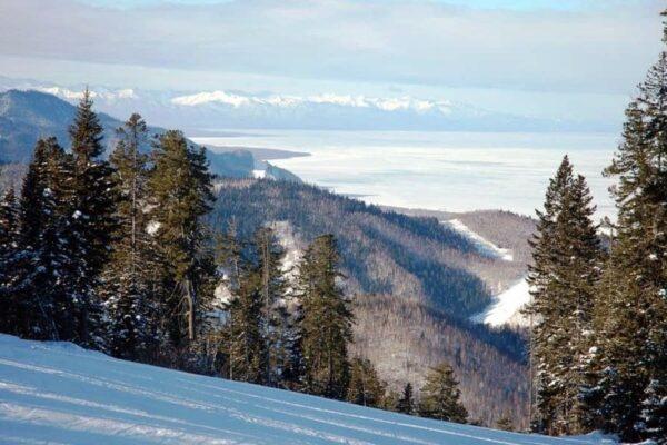 Экскурсии на зимний Байкал