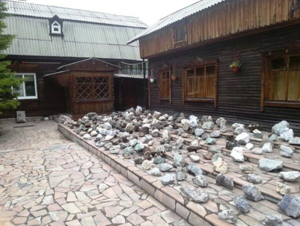 Экскурсия по Байкальскому музею минералов